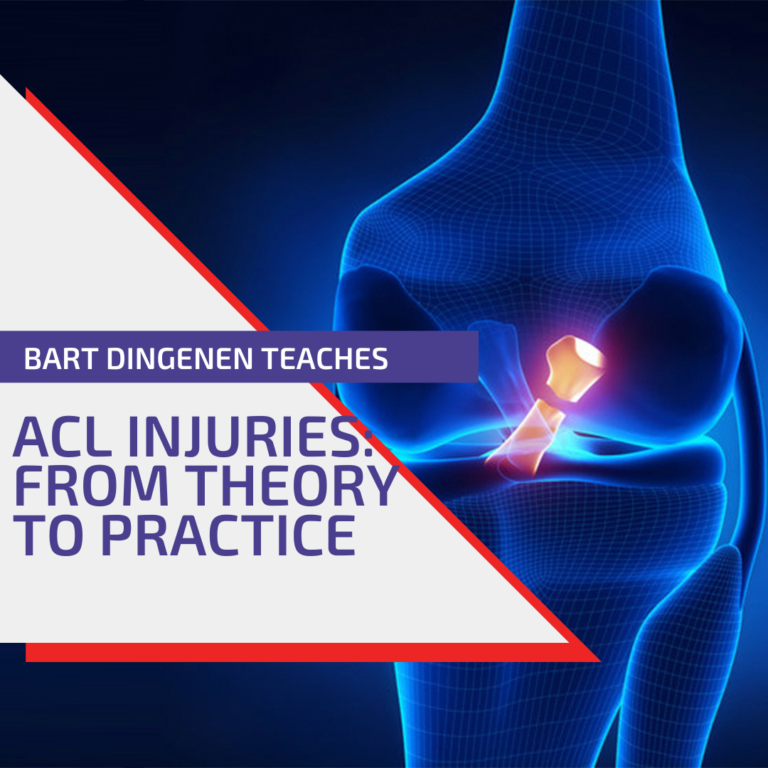 Acl injuries from theory to practice