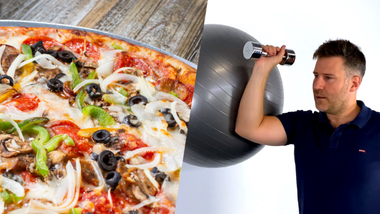 Why shoulder rehab should be like a delicious pizza