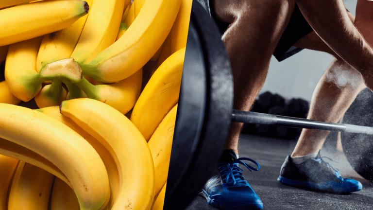 Bananas or barbells