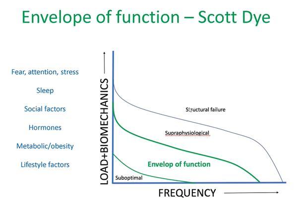 Envelope of function