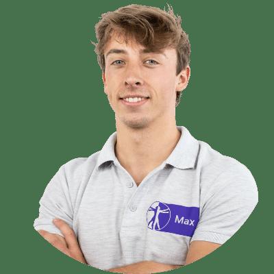 Max van der velden headshot