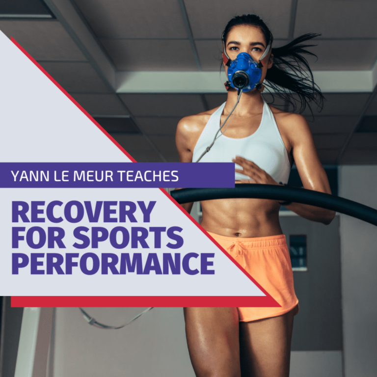 Recovery for sports performance course thumbnail
